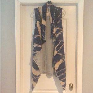 NWOT: Anthropologie sweater vest